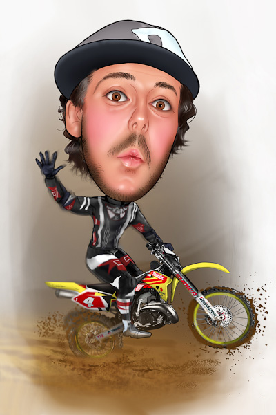 Make a Cartoon or Caricature of Yourself Now