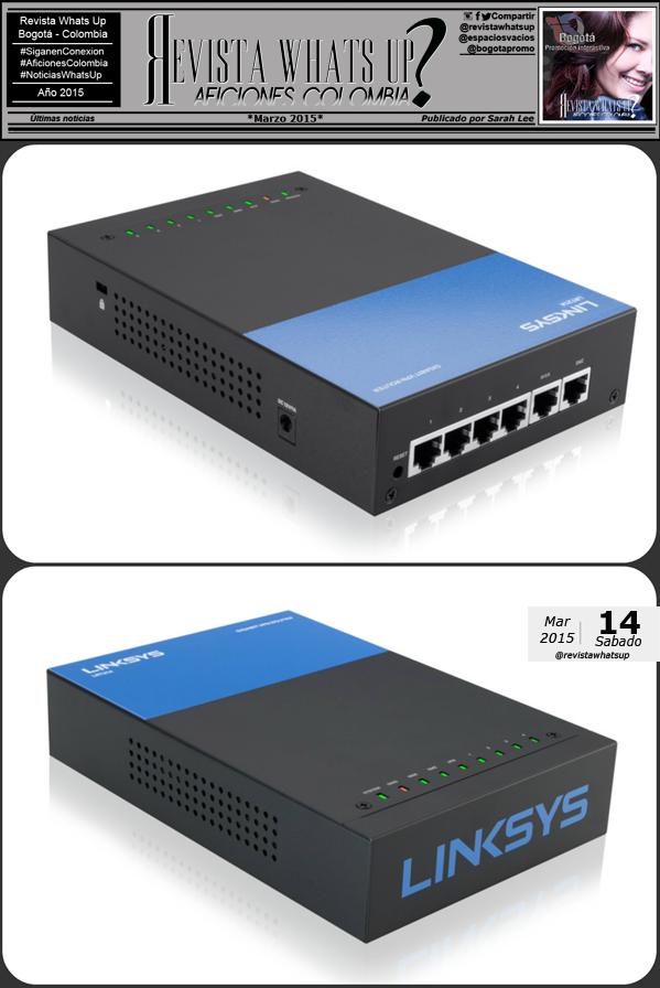 Linksys- PyMEs-Lanzamiento-Nuevos-Routers