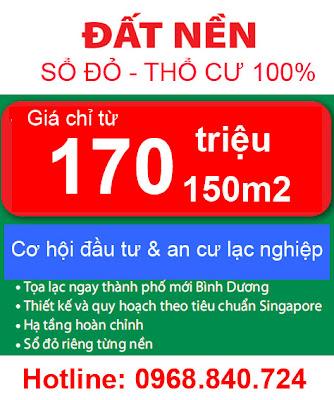Chính chủ bán Lô K15 Mỹ Phước 3 giá rẻ