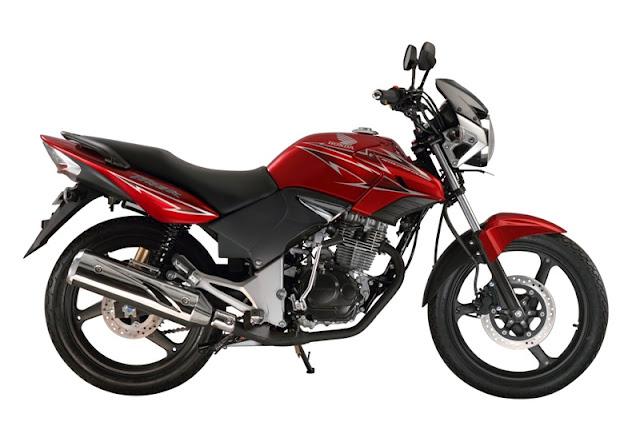 Review Harga Honda Tiger 2012 Striping Baru Lebih Sporty