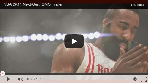 NBA 2K14 Official Next-gen Trailer