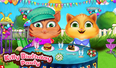 pet's birth day party