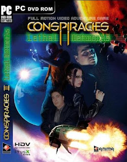 Conspiracies II Lethal Networks-SKIDROW