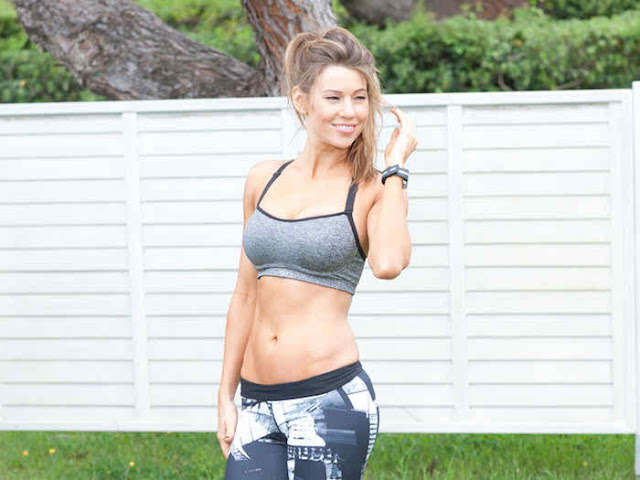 Meet Anna Victoria, New Instagram Fitness Obsession