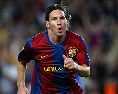 barcelona fc messi 2010. While many FC Barcelona