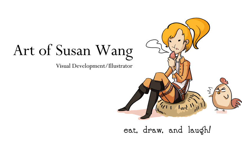 Art of Susan Wang