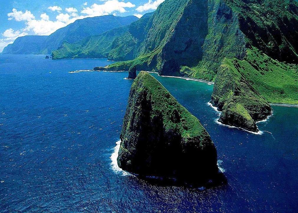 Hawai Volcanic Islands