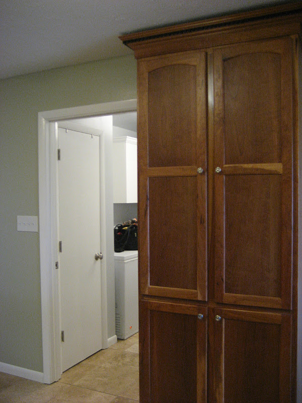 Making it too perfect day 9 clutter free kitchen cabinets for 12 inch wide floor cabinet