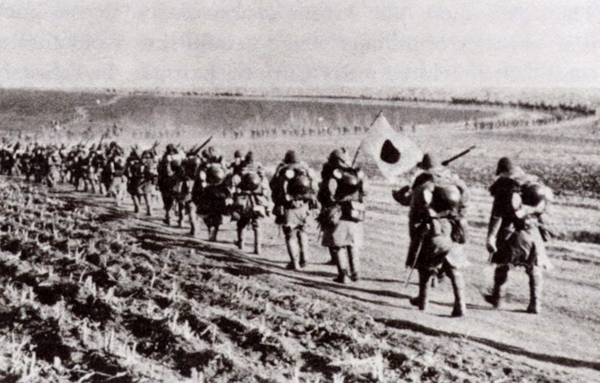 Sejarah Penampar Jepun