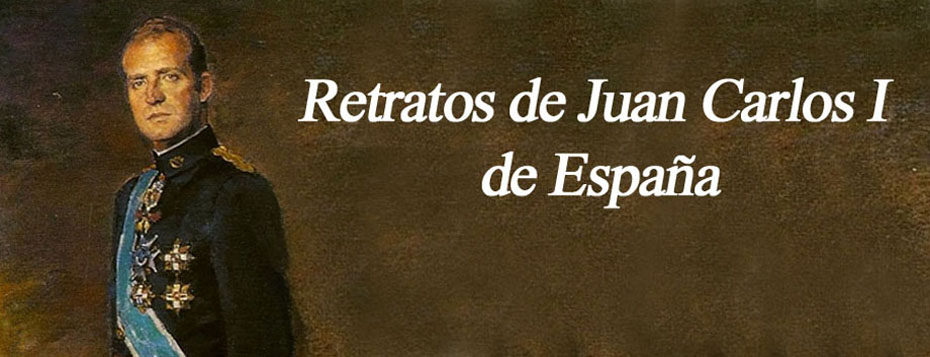 Retratos de Juan Carlos I de España