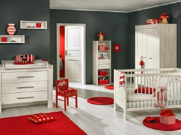 Chambre enfant jardin : décoration coeur pour chambre enfant, bébé fille