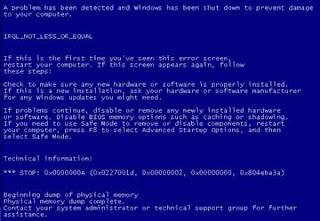 Mencegah Blue Screen Dengan Checkdisk