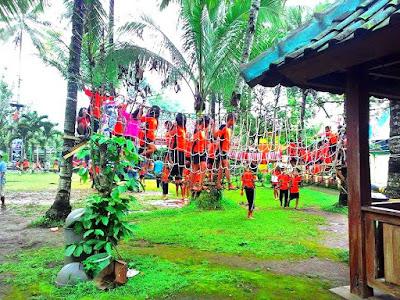 Taman Kelinci Tuntang Kab. Semarang