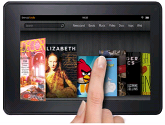 A Cheapest Tablet PC With Great Quality from Amazon (Kindle Fire)