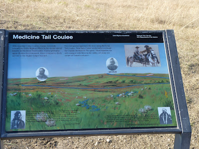 Medicine Trail Coulee graphic