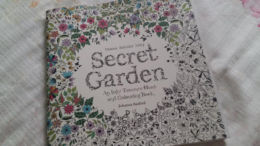 Its All About Books And Everything Else Secret Garden