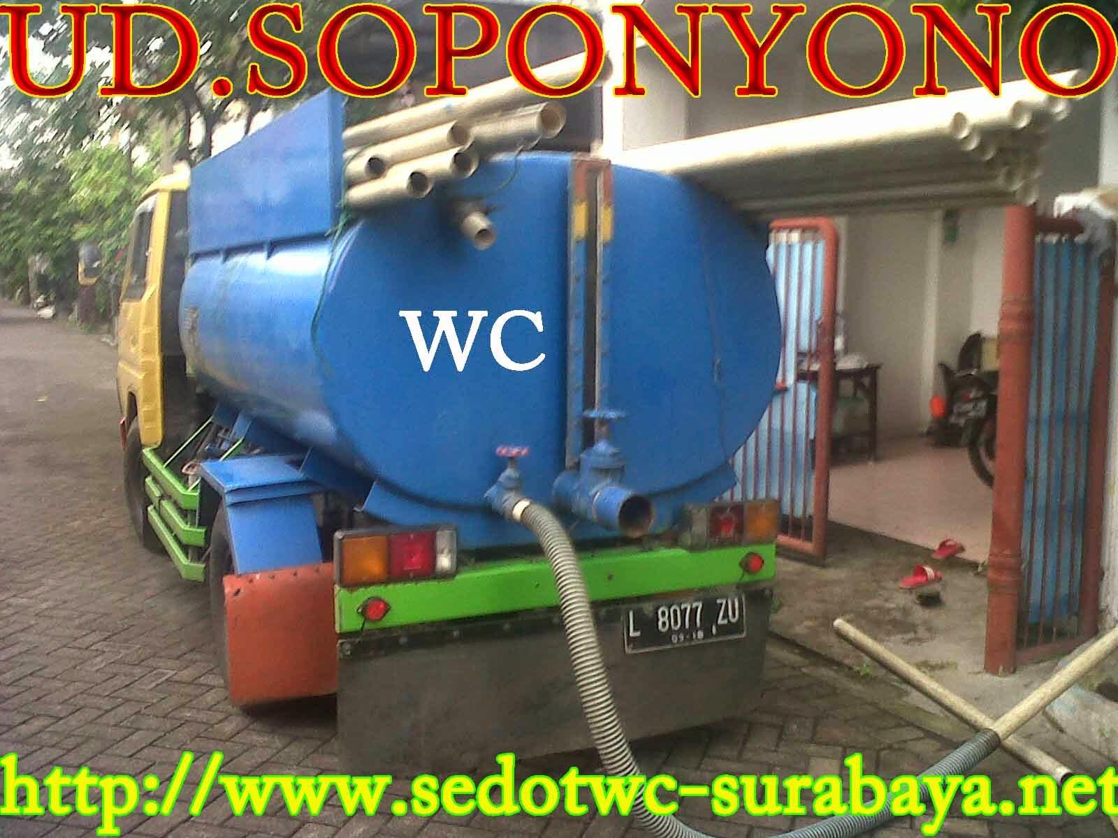 Sedot WC Sukolilo Surabaya | Tlp 085732358519