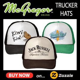 Buy one of my Trucker Hats: