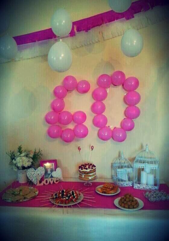 Miss moussie fiesta sorpresa 60 cumplea os - Sorpresa cumpleanos amiga ...