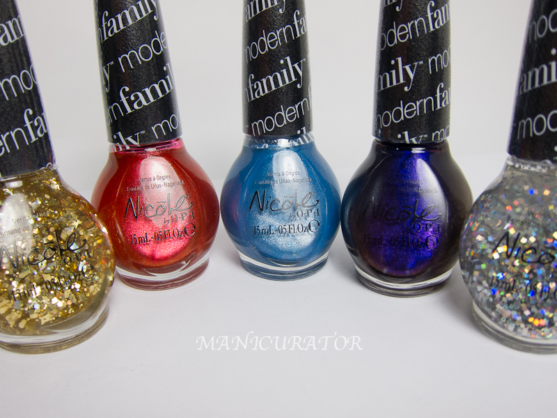 Nicole-by-OPI-You're-My-Treasure-Who-Red-My-Journal-Late Blu-mer,-Aren't-Families-Grape-Spark-the-Conversation