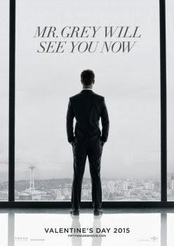 """Poster Debut de """"Fifty Shades of Grey"""" (UHQ y sin marcas)"""