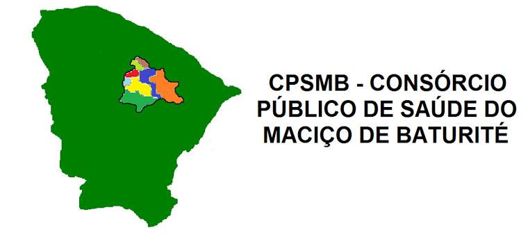 CONSÓRCIO PÚBLICO DE SAÚDE DO MACIÇO DE BATURITÉ