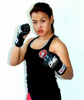 Ann Osman WMMA ONE FC fighter
