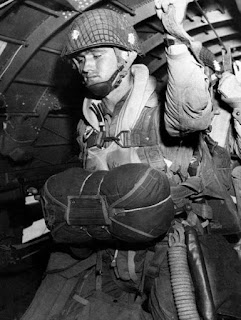 Paracaidista en el día D