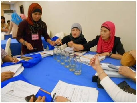 NISMED conducts training for ARMM science teachers
