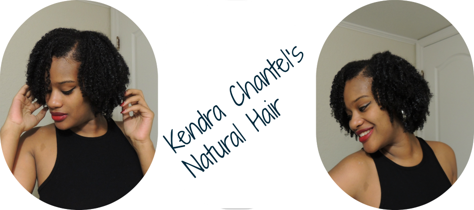 Kendra Chantel's Natural Hair