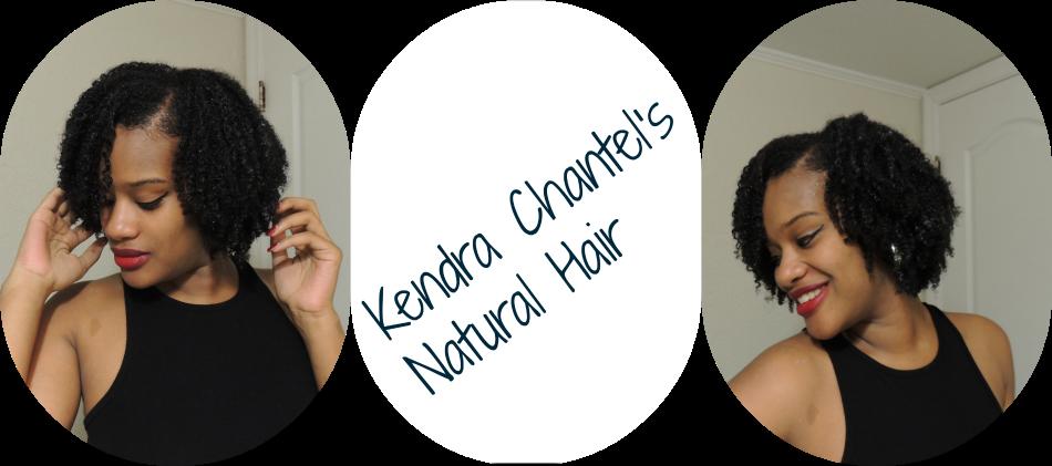 Kendra Chantel's Natural Hair
