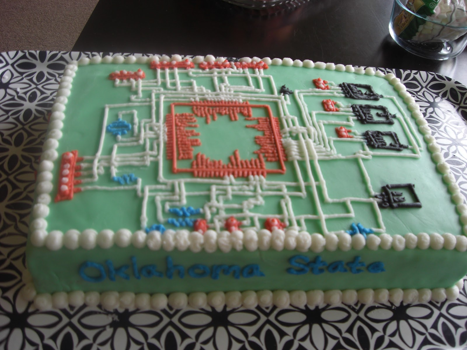 Electrical Engineer Cake Design : Sarah Jones Cakes!: Graduation Cakes