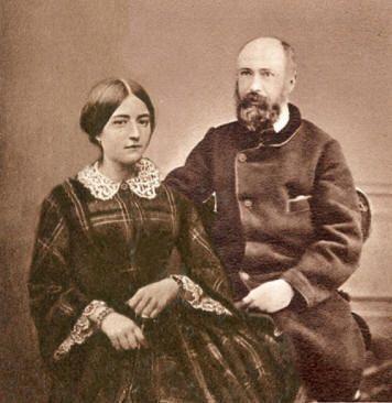 Louis y Zélie Martin