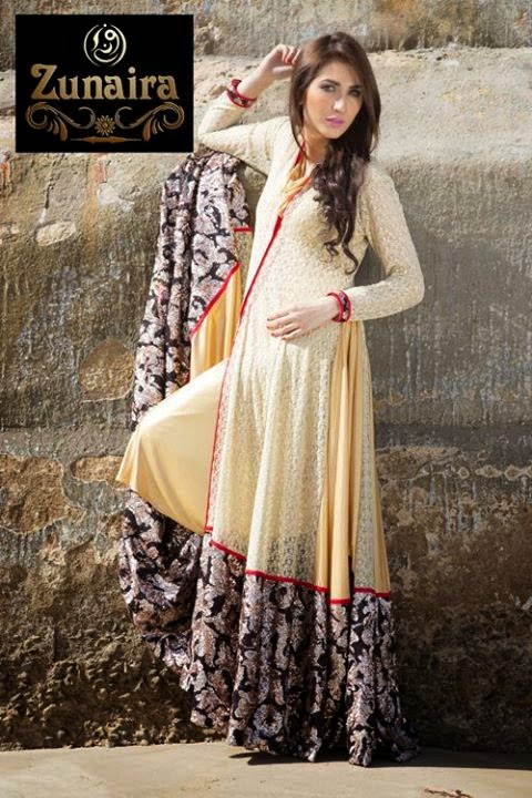 Fashion And You Latest Formal Dresses In Pakistan 2014