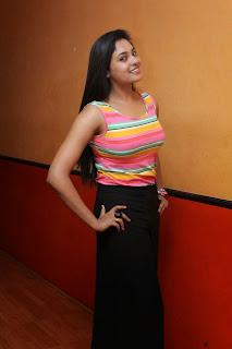 Tamil Actress Arundhati Picture Gallery at Ttal Thodarum Movie Press Meet 2