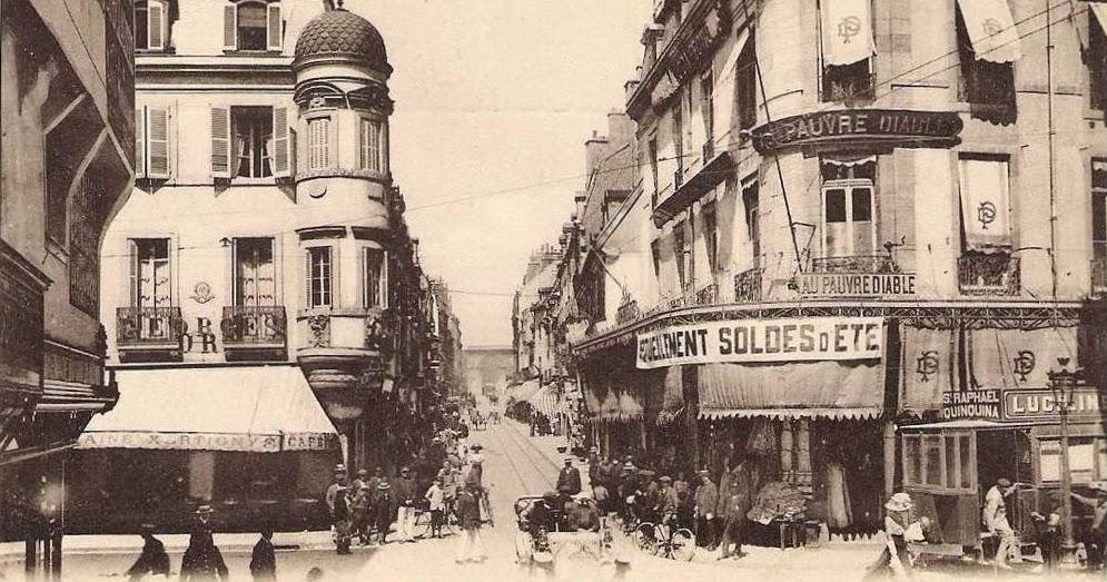Commerces immarcescibles au pauvre diable dijon 1 for Le miroir dijon