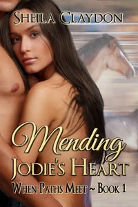 Buy 'Mending Jodie's Heart' on Amazon