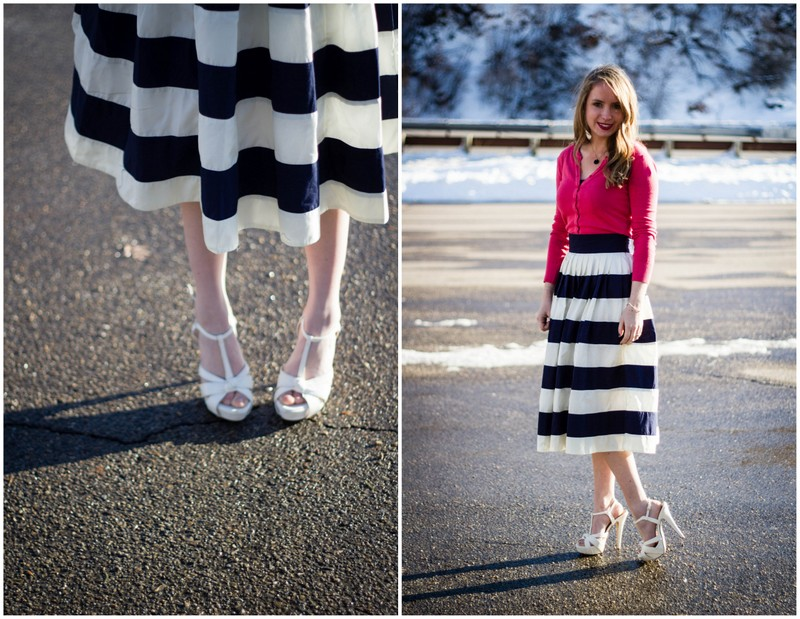 5 inch Heels Fix Everything: Parachute Skirts