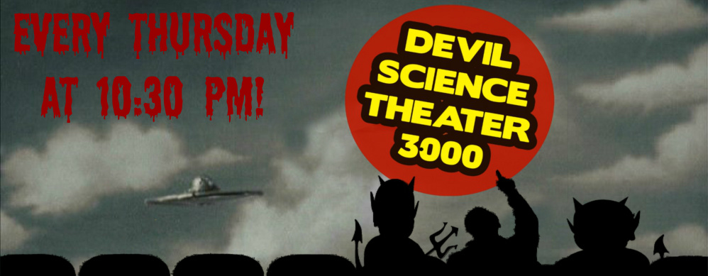 Devil Science Theater 3000