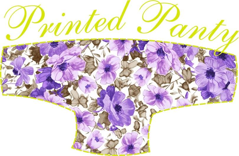 Printed Panty