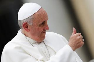 Πάπας Φραγκίσκος: «Αυτά μπορεί να είναι τα τελευταία ειρηνικά Χριστούγεννα»