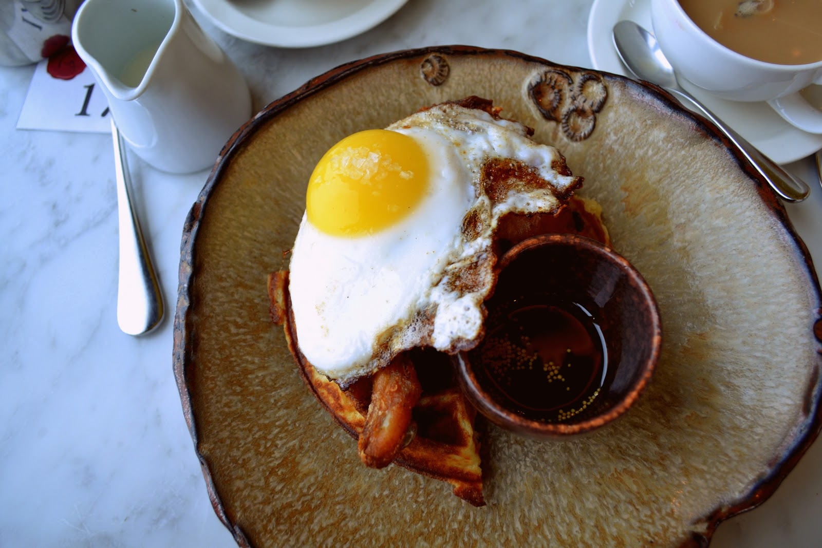 The Duck & Waffle