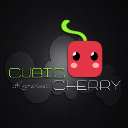 Cubic Cherry Kre-ations Blogger manager