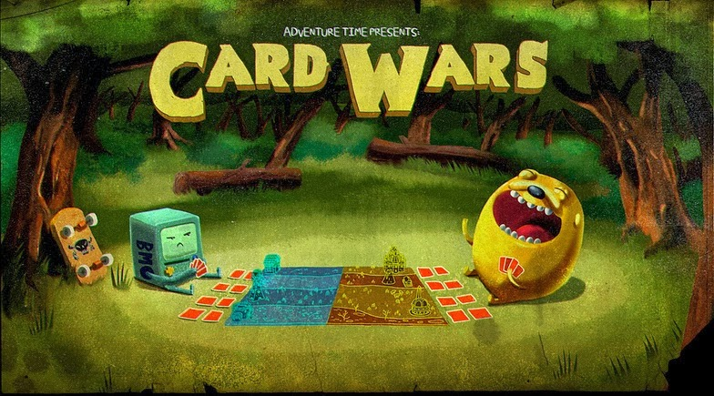 Card Wars Adventure Time APK