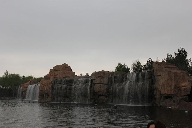 водопады Харбина