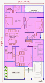 Up Country, Yamuna Expressway :: Floor Plans,Villa  1800 Sq. Ft. (200 Sq. Yds.):Total Buildup Area by us-4698 Sq.ft:-Ground Floor Plan