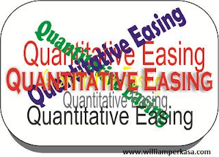 Apakah fungsi dan tujuan dibuatnya quantitative easing?