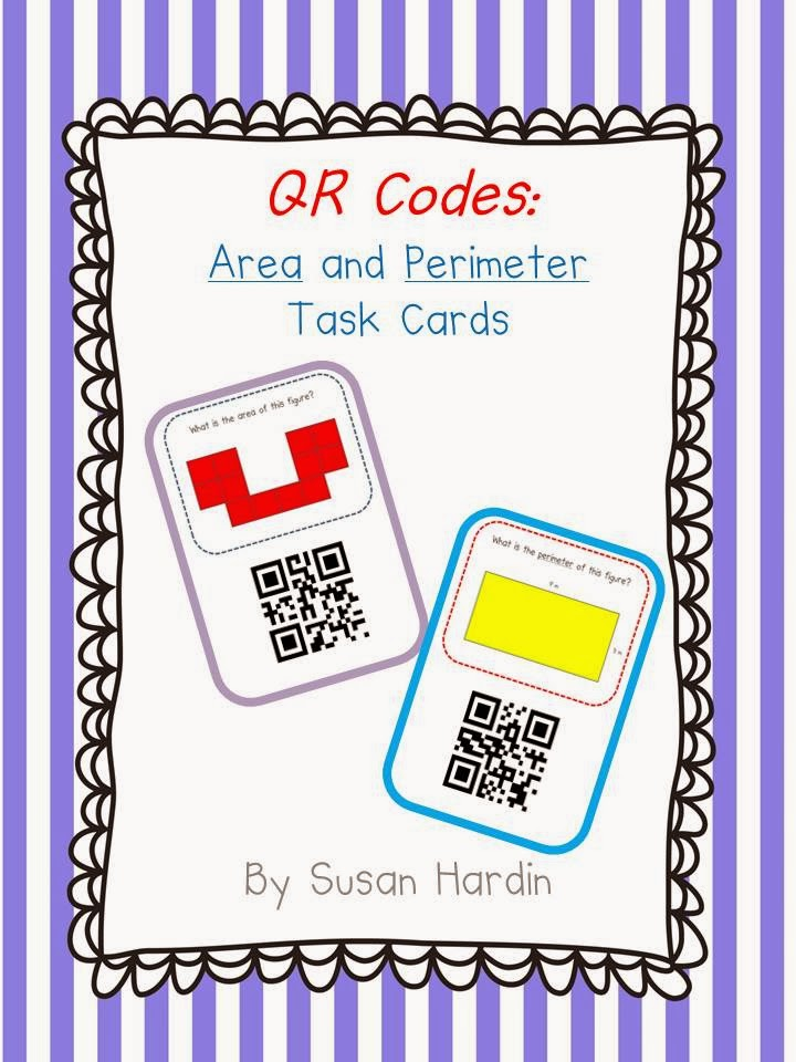 http://www.teacherspayteachers.com/Product/QR-Code-Task-Cards-Area-and-Perimeter-1066996
