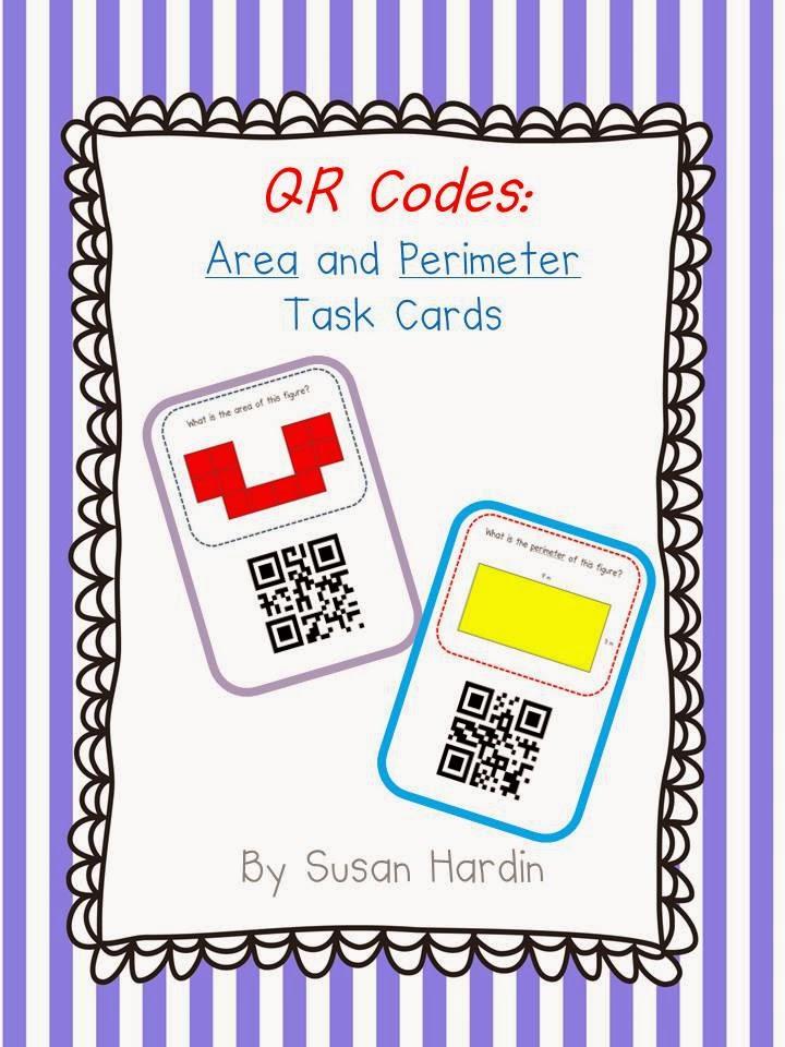 http://www.teacherspayteachers.com/Product/QR-Code-Task-Cards-Area-and-Perimeter-1066996