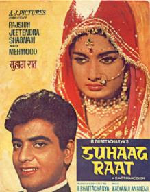 Suhaag Raat 1968 Hindi Movie Watch Online